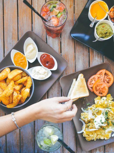 Доставка обедов в Минске бесплатно